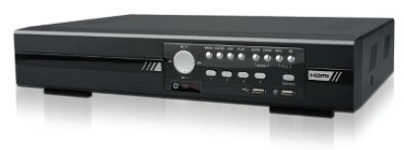 4-Channel HD CCTV Digital Video Recorder