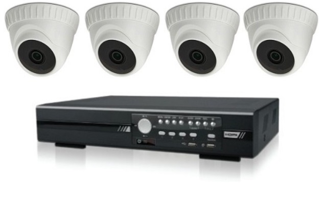 CCTV Package NiceView841
