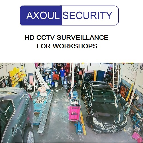 CCTV Singapore in Workshops