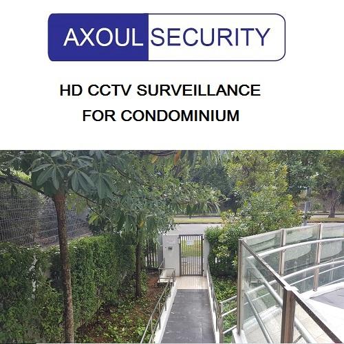 CCTV for Singapore Condo