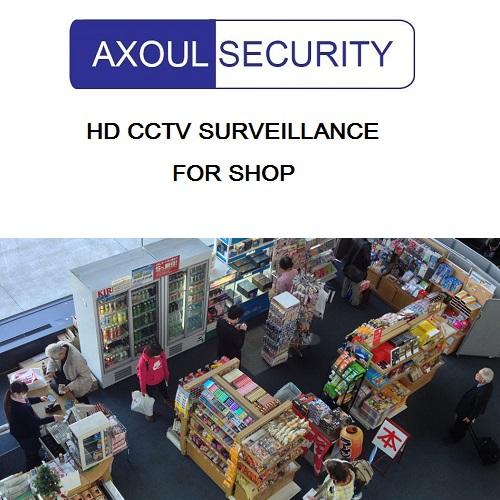 CCTV for Singapore Shops