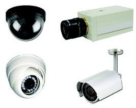 Ezy4 CCTV System Cameras