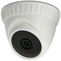 HD CCTV dome camera with infrared