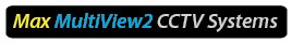 Max MultiView2 CCTV System Logo