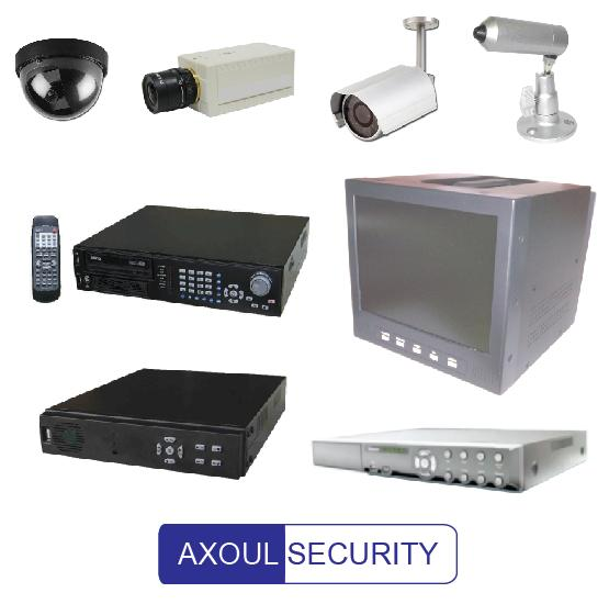 Singapore CCTV System/ Video Surveillance System by Axoul Security