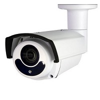HD CCTV Outdoor Camera with Motprized Zoom and Varifocal Lens
