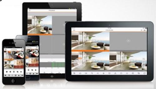 Dahua HD CCTV App