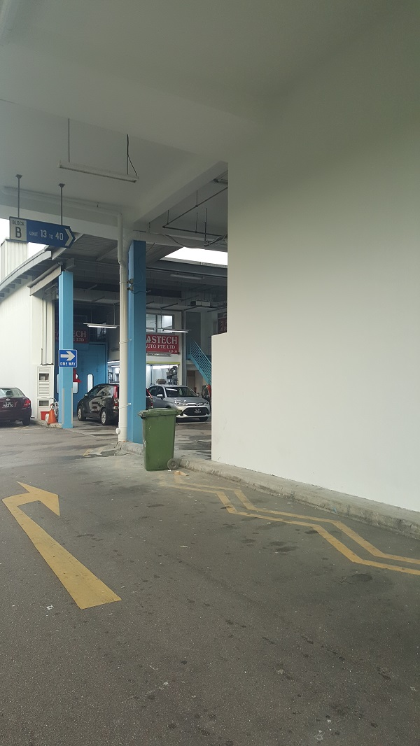 CCTV for Vehicle and Motor Workshops in Singapore
