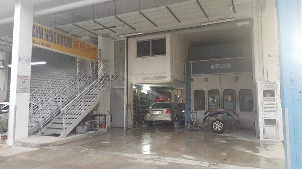 CCTV Singapore for vehicle, car, motor, workshops
