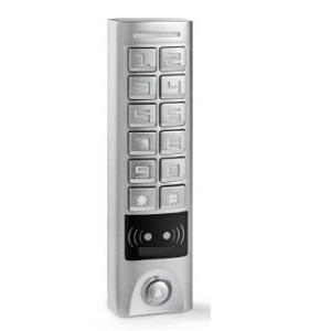 Axoul Security Slim 301 door access control keypad card reader
