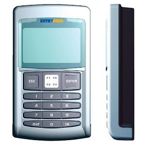 EntryPass M888 door access control iclass reader keypad