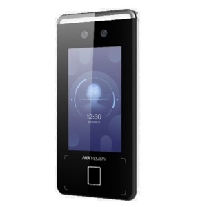 Hikvision DS-K1T341AMF face recognition fingerprint card reader door access control
