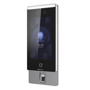 Hikvision Face Recognition Fingerprint Door Access DS-K1T671MF.