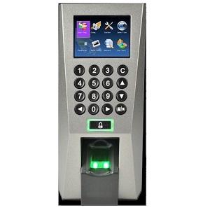 F18 fingerprint EM card reader keypad door access control