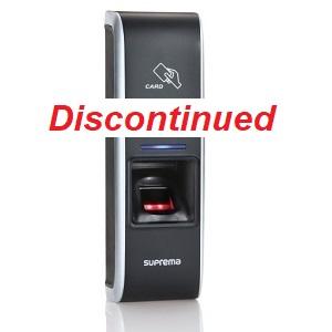Suprema BioEntry Plus fingerprint card door access reader
