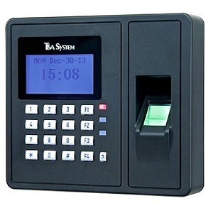 BioSense II fingerprint card reader keypad door access control