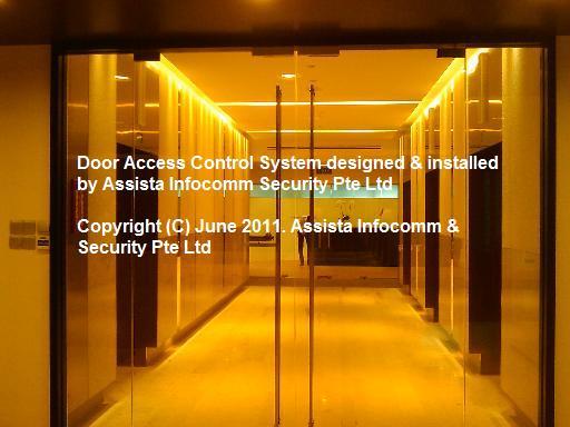 Door Access Control System Singapore1