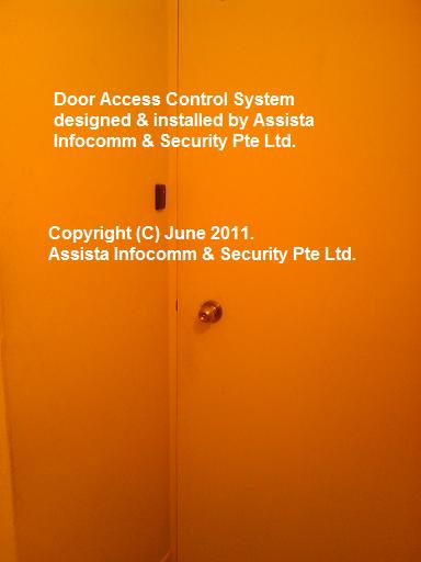 Door Access Control System Singapore10