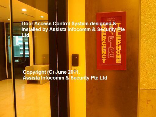 Door Access Control System Singapore2
