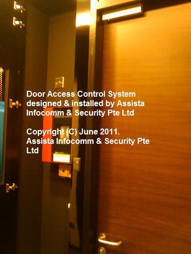 Door Access Control System3