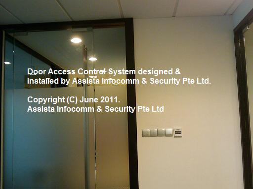 Door Access Control System Singapore5