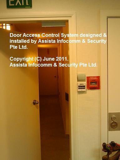 Door Access Control System Singapore6
