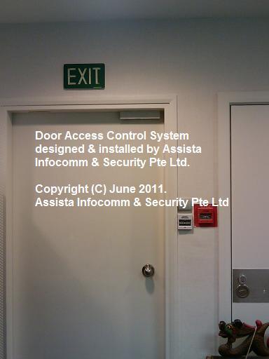Door Access Control System Singapore7
