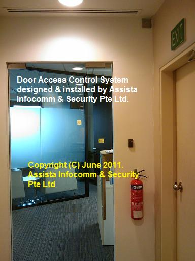 Door Access Control System Singapore9