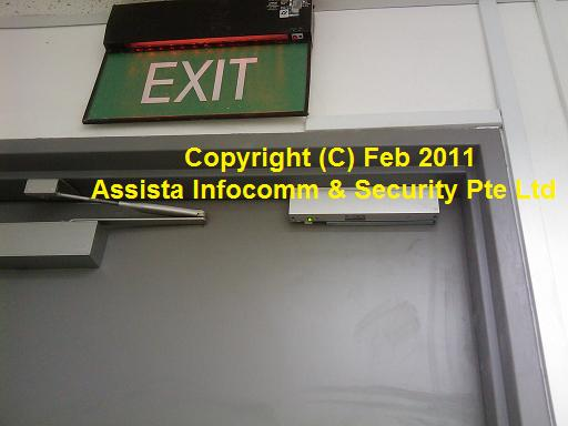 Electromagnetic Lock for Door Access System in Singapore