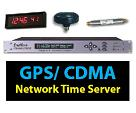 NTP Server/ Network Time Server using GPS/ CDMA in Singapore, Malaysia & Indonesia